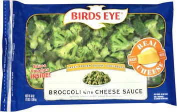 birds eye® broccoli with cheese sauce