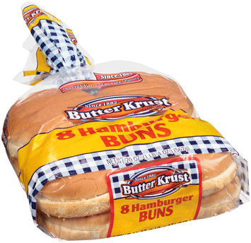 ButterKrust® Hamburger Buns