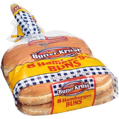 ButterKrust® Hamburger Buns