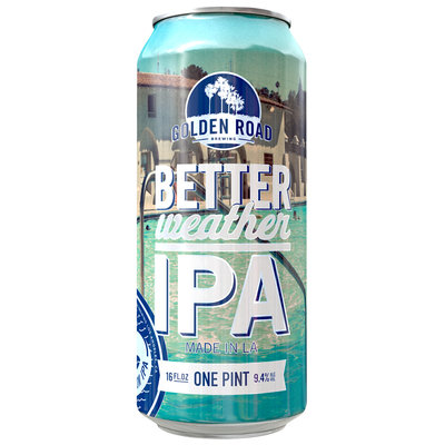 Better Weather IPA Beer 16 fl. oz. Can