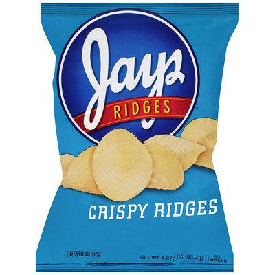 Jay's Ridges® Crispy Ridges Potato Chips 1.875 oz. Bag