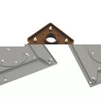 Chief Manufacturing Chief CMA-345 Ceiling Plate with Flex Joints