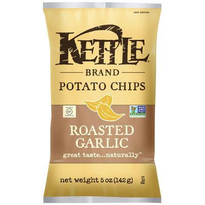 Kettle Brand® Roasted Garlic Potato Chips