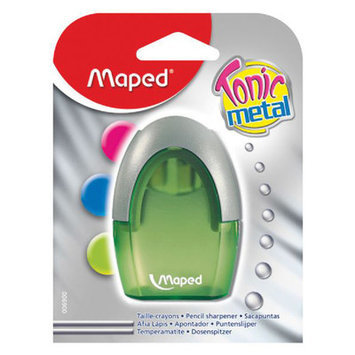 Maped Usa MAP006900 Tonic 2 Hole Metal Pencil Sharpener