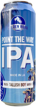 Point the Way IPA Tallish Boy 19.2 fl. oz. Can