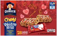 Quaker Life® Chewy Valentine Minis, Chocolate Chip