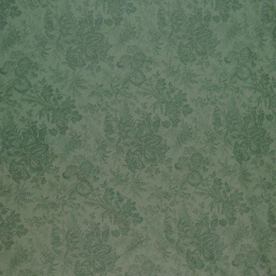 Stwd Floral Forest Crib Sheet Color: Green
