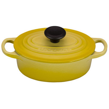 Le Creuset Signature Enameled Cast Iron French Oven, 3.5 Qt. Oval