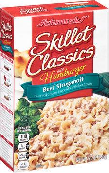 Schnucks® Skillet Classics™ Beef Stroganoff Add Hamburger 5.6 oz. Box