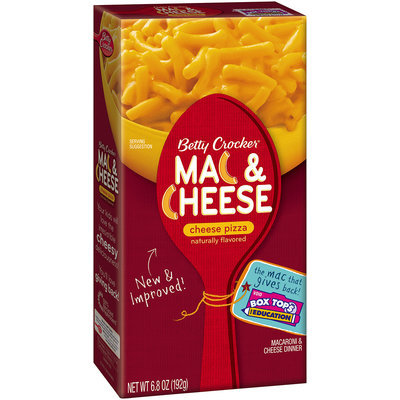 Betty Crocker™ Cheese Pizza Mac & Cheese