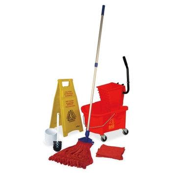 Genuine Joe Mop Buckets and Wringers Alternative Cleaning Kit