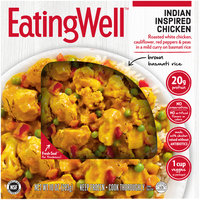 Eating Well™ Indian Inspired Chicken 10 oz. Box