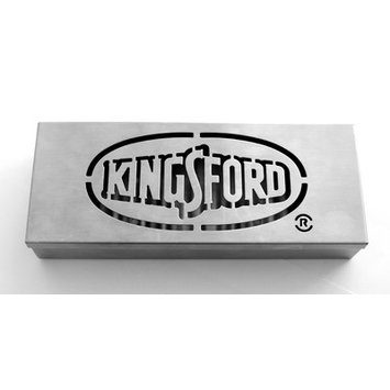 Kingsford Deluxe Stainless Steel Smoker Box