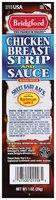 Bridgford® Chicken Breast Strip and Sauce 1 oz. Pack