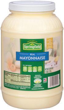 Springfield® Real Mayonnaise 128 fl. oz. Jar