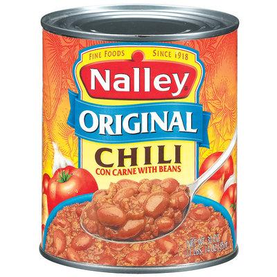 Nalley Original Con Carne W/Beans