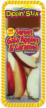 Reichel® Dippin' Stix® Sweet Gala Apples & Caramel 2.75 oz. Tray
