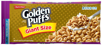 Malt-O-Meal® Golden Puffs® Cereal 44 oz. Bag