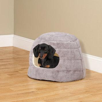 Slumber Pet Cuddler Bed Color: Gray
