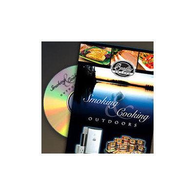 Bradley Smoker BTDVD1 Smoking Foods DVD