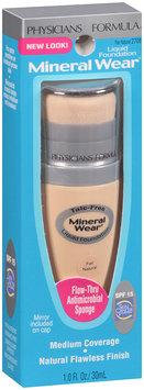 Mineral Wear® Fair Natural Liquid Foundation