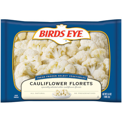 Birds Eye® Cauliflower Florets 14.4 oz. Bag