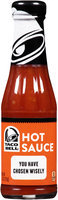 Taco Bell® Hot Sauce 7.5 oz. Bottle