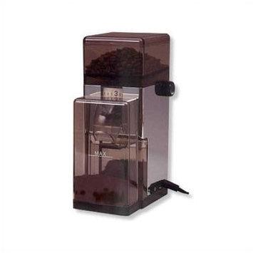 La Pavoni Burr Coffee Grinder in Chrome