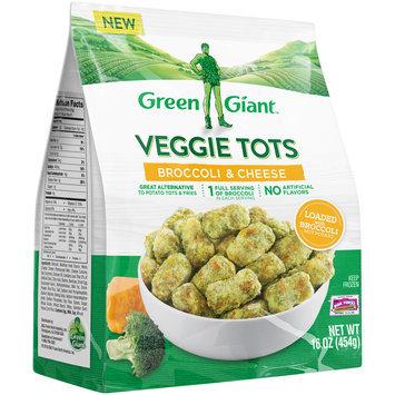 Green Giant™ Broccoli & Cheese Veggie Tots 16 oz. Bag
