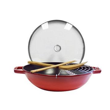 Staub Perfect Pan, 12-inch - Cherry