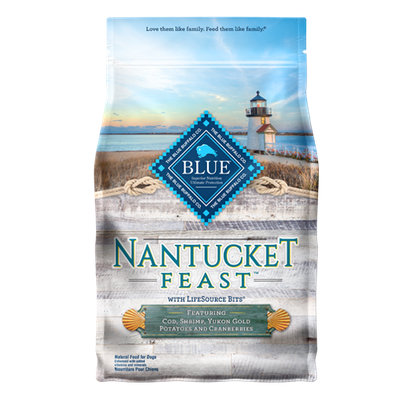 THE BLUE BUFFALO CO. BLUE™ Nantucket Feast™ For Adult Dogs