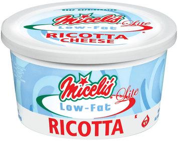 Miceli's Lite Ricotta Low-Fat Cheese