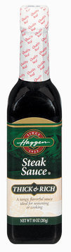 Haggen Thick & Rich Steak Sauce 10 Oz Jar