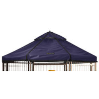 Advantek Select Medium Pet Gazebo Cover Color: Cobalt Sky