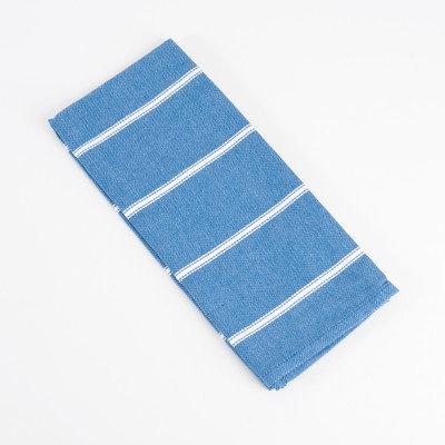 Saro Striped Kitchen Towel or Napkin