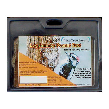 Pine Tree Farms Woodpecker Log Jammer 12 Ounce - 5002