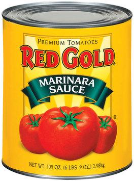 Red Gold  Marinara Sauce 105 Oz Can