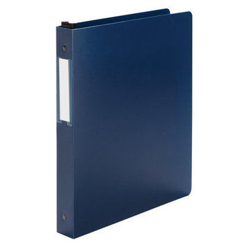 Wilson Jones Hanging DublLock Round Ring Binder