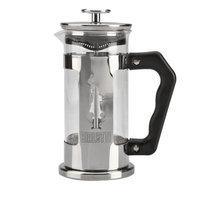 Bialetti - Preziosa 0.35l French-press Coffeemaker - Stainless-steel/black