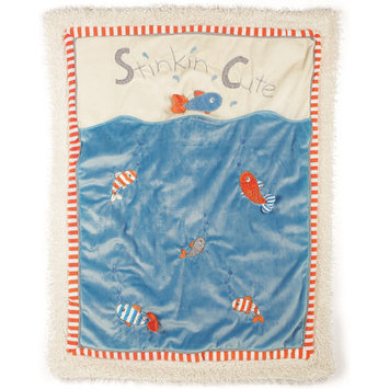 Bunnies By The Bay Stinkin Cute Fresh Catch Quilt