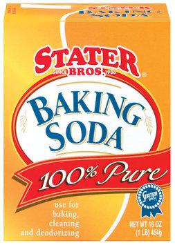 Stater Bros. 100% Pure Baking Soda