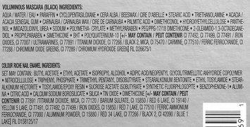 L'Oréal Paris Art of Holiday Chic Voluminous Mascara & Colour Riche Nail Gift Set 0.67 fl. oz. Box