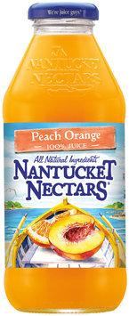 Nantucket Nectars® 100% Peach Orange Juice 16 fl. oz. Bottle