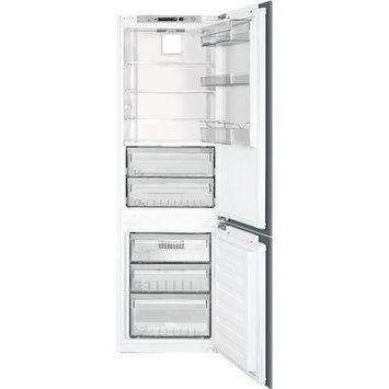 Smeg CB300U 10.0 Cu. Ft. Custom Panel Bottom Freezer Refrigerator - Energy Star