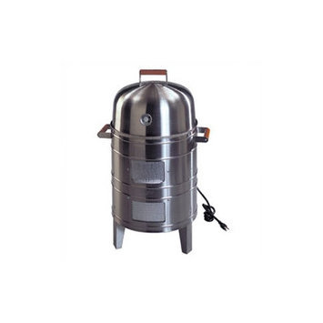Meco Stainless Steel Electric Smoker