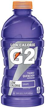 G2® Low Calorie Grape Sports Drink 28 fl. oz. Bottle