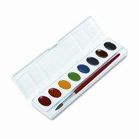 Prang Oval Pan Watercolor 8-Color Set