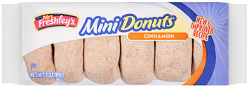 Mrs. Freshley's® Cinnamon Mini Donuts 3 oz. Pack