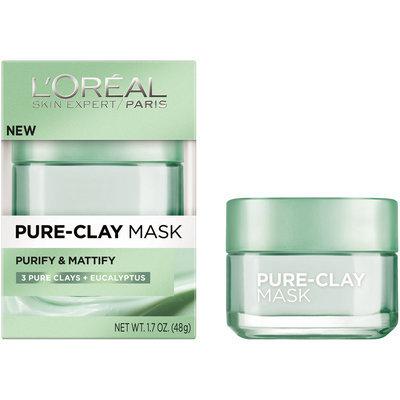 L'Oréal Paris Purify & Mattify Pure-Clay Mask
