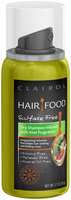 Infused with Kiwi Fragrance Hair Food Sulfate Free Dry Shampoo Infused with Kiwi Fragrance